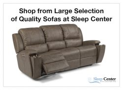 Shop from Large Selection of Quality Sofas at Sleep Center