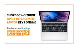 Shop 100% Genuine Apple Replacement Laptop Keys Online