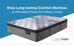 Shop Long-lasting iComfort Mattress at Affordable Prices from Sleep Center