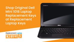 Shop Original Dell Mini 1018 Laptop Replacement Keys at Replacement Laptop Keys