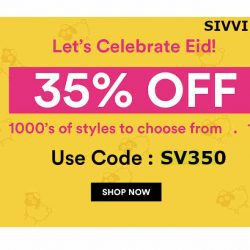 Sivvi Coupon Code