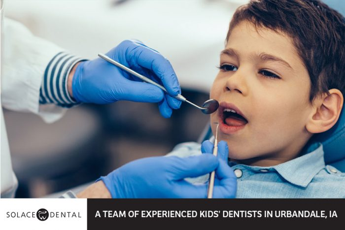 Solace Dental – A Team of Experienced Kids' Dentists in Urbandale, IA
