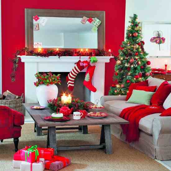 Spruce Up Your Home This Christmas . . . With The Latest Ideas In Modern Living! – Ideal B ...