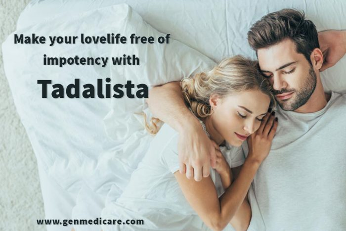 Tadakista – Best For Erectile