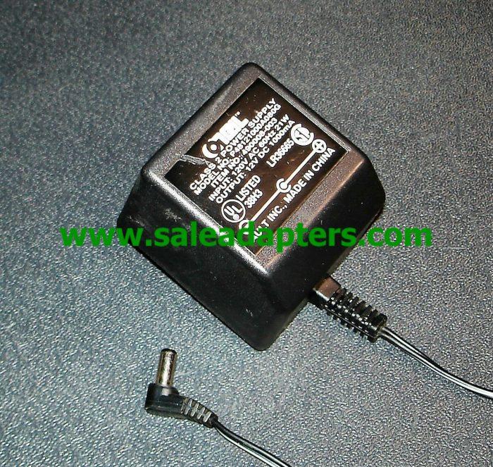 AULT 12v 1A 1000mA AC adapter Oneil P48121000A080G Printer AC Power Supply 490008-003