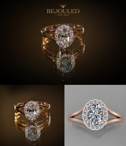 Vintage Style Engagement Rings – Bejouled Ltd