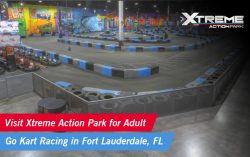 Visit Xtreme Action Park for Adult Go Kart Racing in Fort Lauderdale, FL