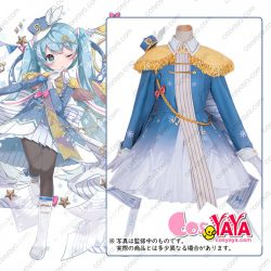 snowmiku2020 costsume