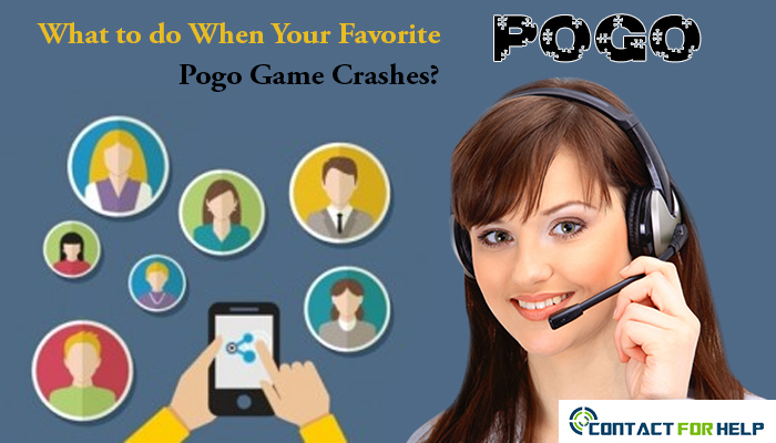 What to do when you're Favorite Pogo Game Crashes?