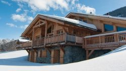 Nendaz luxury chalet