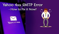 Yahoo 4xx SMTP Error- How to Fix it Now?