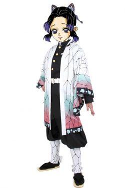 胡蝶 しのぶ コスプレ衣装