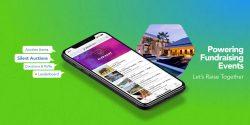 GalaBid's Mobile Fundraising