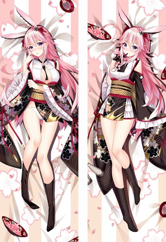 八重桜 等身大抱き枕カバー