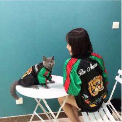 親子服 ペット 犬猫通用