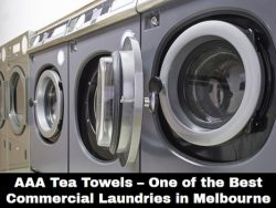 AAA Tea Towels – One of the Best Commercial Laundries in Melbourne