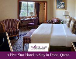 Al Aziziyah Boutique Hotel – A Five-Star Hotel to Stay in Doha, Qatar