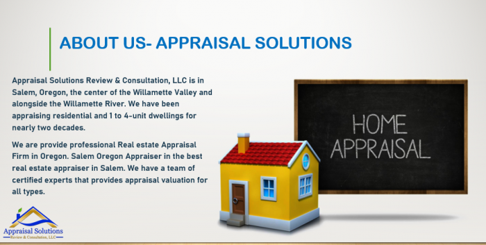 Real Estate Appraiser | Home Measurements Services Salem