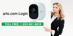 Arlo Log In for Personal Computer & Smartphone