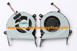 100% High Quality ASUS A555L Series Laptop CPU Fan