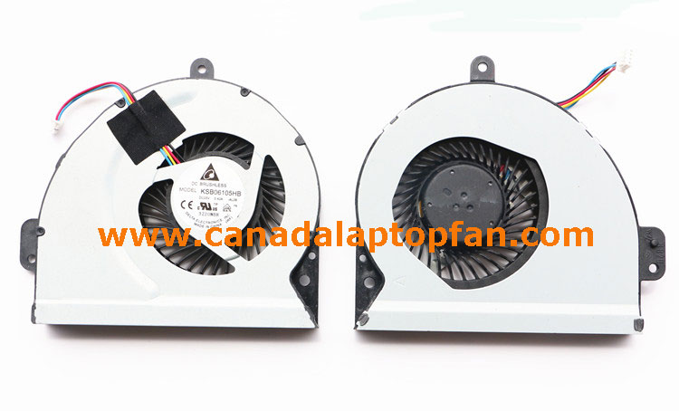 100% High Quality ASUS A43 Series Laptop CPU Fan