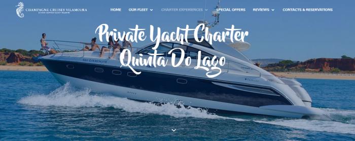 Private Boat Hire In Vilamoura