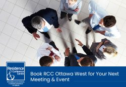 Book RCC Ottawa West for Your Next Meeting & Event