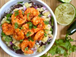 Chili Lime Shrimp Bowls – Budget Bytes