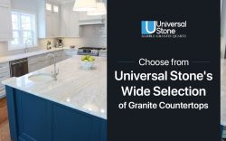 Choose from Universal Stone's Wide Selection of Granite Countertops