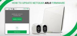 Netgear Arlo Firmware Update