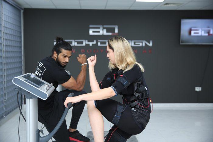 Great Body Exercises in Dubai