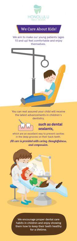 Honolulu Smile Design – A Team of Children's Dentistry Specialist in Honolulu, HI