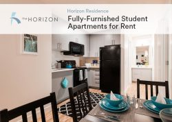 Horizon Residence – Fully-Furnished Student Apartments for Rent