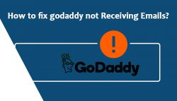 How to Fix Godaddy Not Receiving Emails?