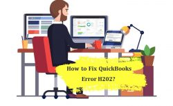 How to Fix QuickBooks Error H202?