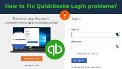 How to Fix QuickBooks Login problems?