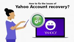 How to fix the issues of Yahoo Account recovery?