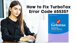 How to Fix TurboTax Error Code 65535?