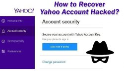How to Recover Yahoo Account Hacked?