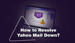 How to Resolve Yahoo Mail Down?