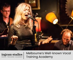 Ingram Studios – Melbourne's Well-known Vocal Training Academy