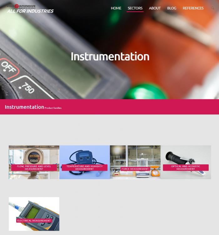 Flow measurement supplier