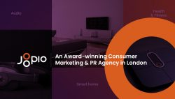 JOOPIO – An Award-winning Consumer Marketing & PR Agency in London