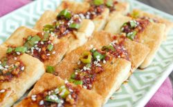 Korean Pan-fried Tofu