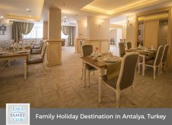 Lara Family Club – Family Holiday Destination in Antalya, Turkey