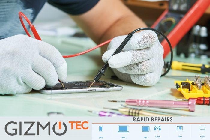 IPhone Repair Services By Gizmotec