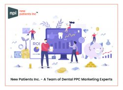 New Patients Inc. – A Team of Dental PPC Marketing Experts