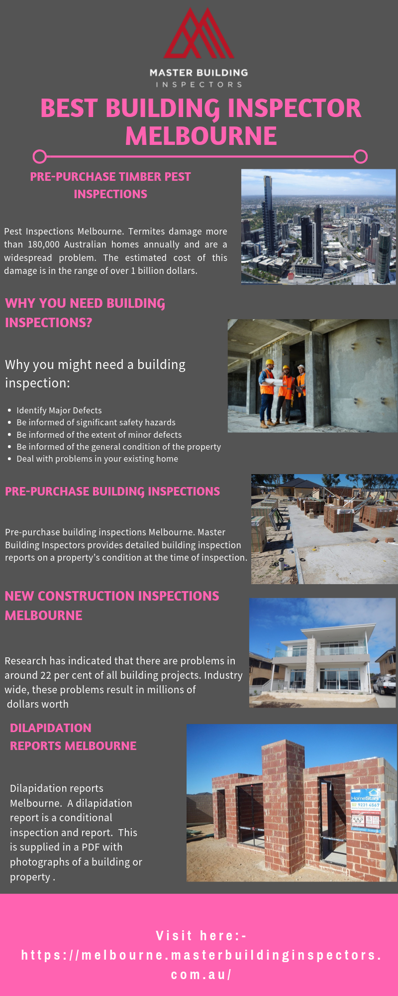 One of the Best Building Inspector Melbourne