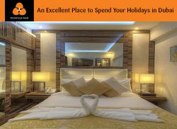 Orchid Vue Hotel – An Excellent Place to Spend Your Holidays in Dubai