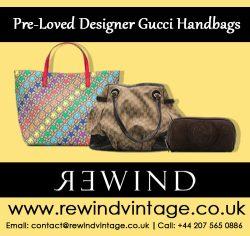 Pre-Loved Designer Gucci Handbags
